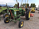 John Deere 3010 Rubber Tired Utility Tractor, s/n 11T31426, JD diesel, 4 spd, with PTO, 3 pt. hitch (Reads 1586 Hours)