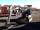 John Deere 35D Mini Hydraulic Excavator