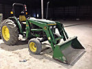 John Deere 5400 Rubber Tired Tractor