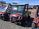 Kawasaki Mule 3000 Yard Cart, gas