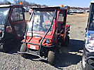 Kawasaki Mule 550 Yard Cart, gas
