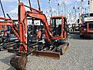 Kubota KX121-3 Super Series Mini Hydraulic Excavator,