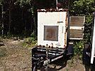 Lamarche A46-10-12V-A1 Portable Generator, s/n H-2045-2, trailer mtd