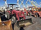 Mahindra 6525 Utility Tractor Loader