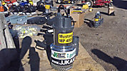 Mustang MP 4800, 2 Submersible Pump, electric (New/Unused)