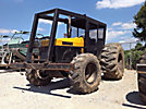 New Holland FA5TC 4x4 Rubber Tired Utility Tractor