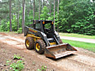 New Holland LS180 Skid Steer Loader
