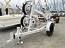 Pengo 5026 STP 2 Bundle Bull Wheel Puller/Tensioner Reel Trailer