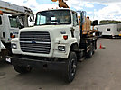 Production Diggers, Pressure Digger, rear mounted on, 1994 Ford L8000 T/A Cab & Chassis