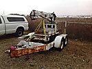 SDP/IMT EZ-Hauler 2500 Backyard Digger Derrick