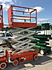 Snorkel Lift S1930 Self-Propelled Scissor Lift