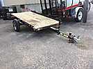 Sport Club ATV S/A Tilt-Deck Tagalong Trailer, with 8' deck (No Title)