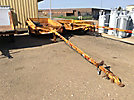 T/A Material/Pole Trailer