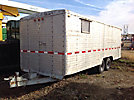 T/A Office/Utility Trailer
