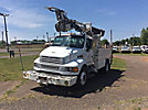 Telelect 4045, Digger Derrick rear mounted on 2006 Sterling Acterra Utility Truck