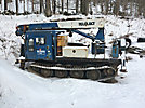 Telelect C130, Digger Derrick, rear mounted on, 1976 Go-Tract GT1000 All-Terrain Track Machine