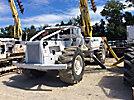 Telelect Commander C160, Digger Derrick, rear mounted on Clark Equipment Of Canada 667-GM-FWD Articulating Log Skidder