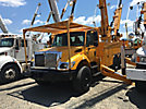 Telelect General, Digger Derrick rear mounted on 2003 International 7400 T/A Utility Truck
