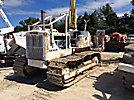 Telelect Telecon 15E2L-CT, Digger Derrick, rear mounted on Allis Chalmers HD11E Crawler Tractor