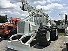 Telelect rear mounted on John Deere 640 4x4 Articulating Log Skidder