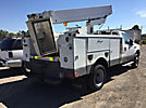 Terex/Telelect C327, Telescopic Non-Insulated Bucket Truck rear mounted on 1999 Ford F450 Service Truck