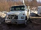 Terex/Telelect/HiRanger SC45, Over-Center Bucket Truck, center mounted on, 2003 Freightliner FL70 Utility Truck