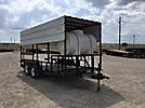 Texas Bragg T/A Tagalong Flatbed Trailer