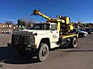 Texoma 270, Pressure Digger, mounted on, 1979 Ford F700 4x4 Cab & Chassis