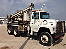 Texoma 330-10, Pressure Digger, rear mounted on, 1992 Ford LNT8000F T/A Carrier