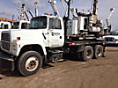 Texoma 330-10, Pressure Digger, rear mounted on, 1997 Ford LT8000 T/A Carrier