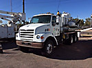 Texoma 330-10FT, Pressure Digger rear mounted on 2001 Sterling L7500 T/A Utility Truck