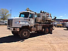 Texoma 330-12, Pressure Digger, rear mounted on, 2002 International Utility Truck