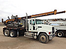 Texoma 500, Pressure Digger, rear mounted on, 2005 Mack CH613 T/A Carrier