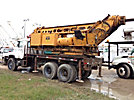 Texoma 700-60, Pressure Digger, rear mounted on, 1993 Mack MR688S T/A Carrier