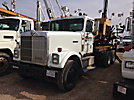 Texoma S- ECONO-15, Pressure Digger, rear mounted on, 1997 International F9370 T/A Carrier