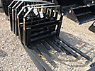 Tomahawk 42 Skid Steer Fork Attachment (New/Unused)