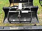 Tomahawk 72 Rock Bucket with Grapple Skid Steer Attachment (New/Unused)