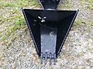Tomahawk Skid Steer Stump Bucket (New/Unused)