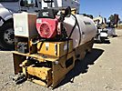 Vermeer 300 gal spray tank model # HP300, skid mounted, 20 hp Honda engine,