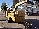 Vermeer BC1800 Chipper (18 Drum), trailer mtd