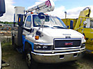 Versalift VO29I, Bucket Truck, center mounted on, 2005 GMC C4500 Service Truck