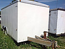 Wells Cargo T/A Enclosed Cargo Trailer