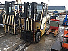 Yale GLP030CBJUAE07, 2900# Solid Tired Forklift