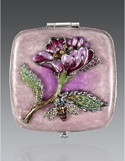 Michelle Bee & Vine Compact - Fleurs