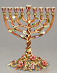 Tema Menorah - Jewel