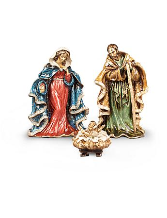 The Nativity Figurines - Jewel
