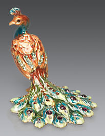 Kerri Peacock Mini Figurine - Flora