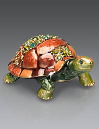 Charlie Turtle Mini Figurine - Flora