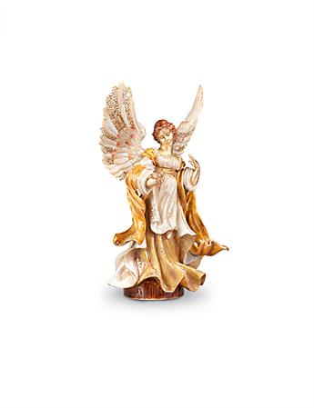 The Angel Figurine - Golden