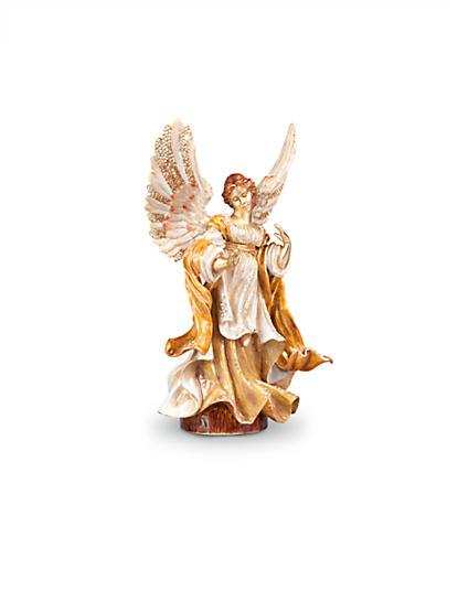 The Angel Figurine - Golden